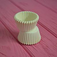 Капсула конфетная (белая) 50 шт. (3,5х2,5 см.)