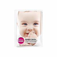 Маска для обличчя Bioaqua Baby Skin Muscle Smoothing Moisturizing Mask