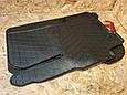 Гумові килимки в автомобіль Renault Clio III 2005- (Stingray), фото 2