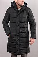 Куртка мужская.Мужская куртка-пальто с отстёгивающимся капюшоном.ТОП КАЧЕСТВО!!!
