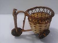 Велосипед из лозы 16, фото 1