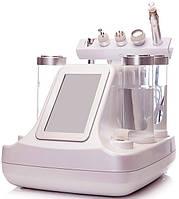 Косметологический комбайн гидродермабразии и лифтинга 5 в 1