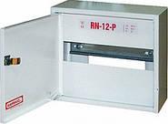 Шкаф распределительный металлический навесной, 12 мод. 215х255х125 мм (Karwasz), Польша