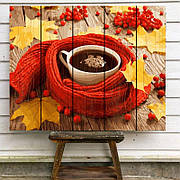Картины по номерам на деревянной основе – новинки от ТМ Rainbow Art