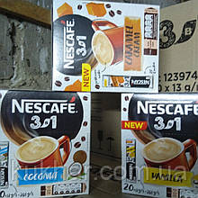 """Напій """"Nescafe"""" 3в1 Кокос 13г (уп.20шт)"""