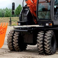Шины для экскаваторов, шины для строительной техники