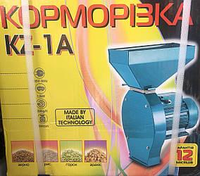 Кормоизмельчитель Euroaqua KZ - 1А (зерно)