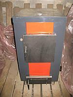 Твердотопливный котелGratis-Flame GF-14, фото 1