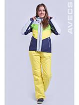Куртка женская горнолыжная  Avecs 8689, фото 2