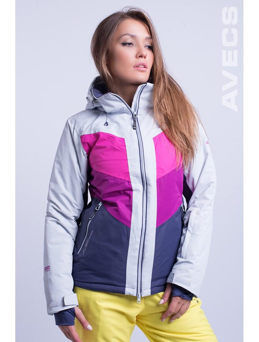 Куртка женская горнолыжная  Avecs 8689