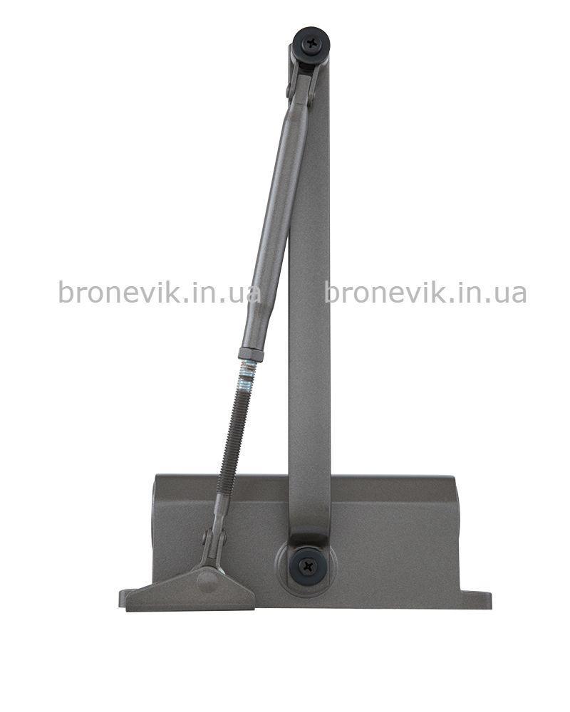 Доводчик накладной RYOBI 9903 SILVER_BRONZ(Серебро-бронза) STD_ARM EN_2/3 до_65кг 965мм