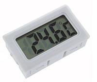 Термометр цифровой TPM-10 белый корпус