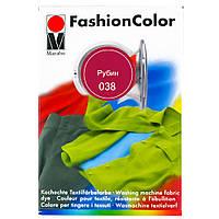 Краситель для ткани 038 Рубин 30 г Marabu