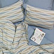Постельное белье Tiare Вареный Хлопок Жаккард 027 (Евро) 200х220