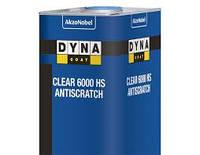 PAINTERA (DYNA) Отвердитель для лака Dynacoat Clear 6000 AS Flexi Fast 0.5л