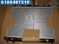 ⭐⭐⭐⭐⭐ Радиатор охлаждения ХЮНДАЙ GETZ (TB) (02-) 1.4 АТ (производство  Nissens) ХЮНДАЙ, 67496