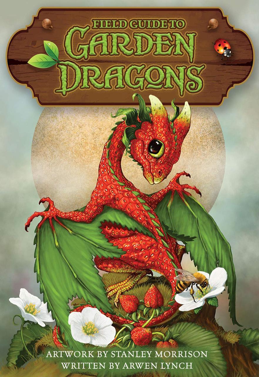 Field Guide to Garden Dragons/ Оракул Полевое Руководство по Садовым Драконам