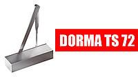 Дверной доводчик Dorma TS72 (белый, коричневый, серебристый)