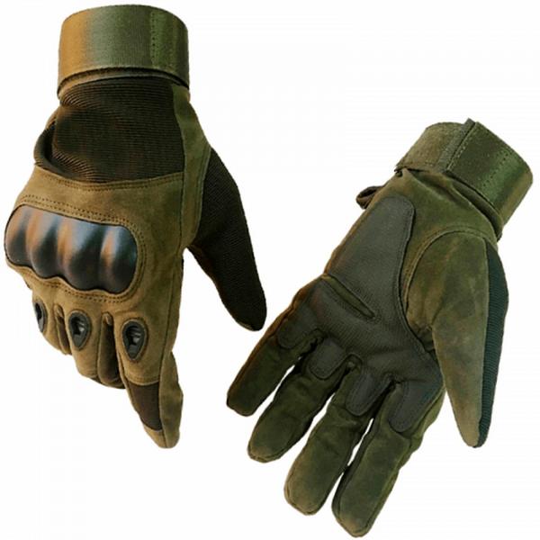 Перчатки тактические Oakley (р.M), оливковые