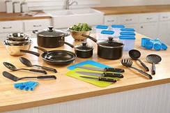 Посуд та кухонне приладдя