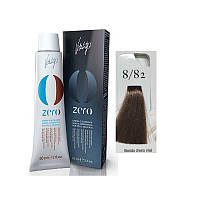 Стойкая безаммиачная краска для волос VITALITY'S Zero 8/82 - Перламутровый светлый блондин 60 мл