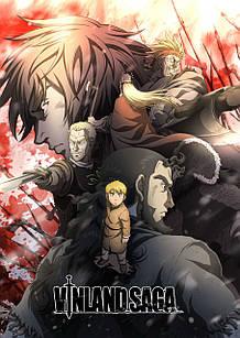 Плакат Аниме Vinland saga 01