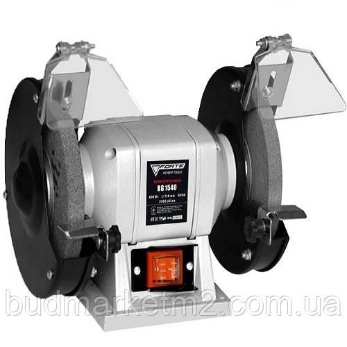Електроточило Forte BG1545 450 Вт d150x16х12,7мм
