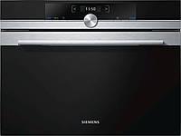 Встраиваемая микроволновая печь Siemens CF634AGS1  [900W]