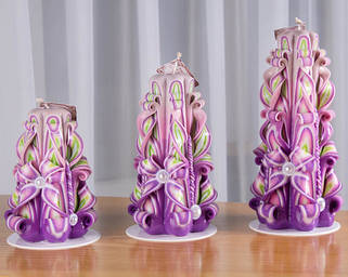 Подарочные наборы свечей