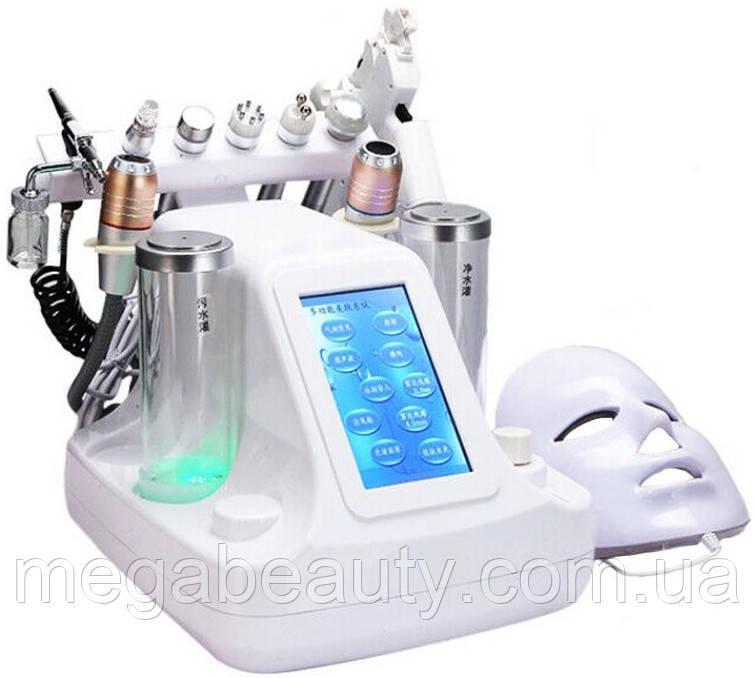 Косметологічний апарат гідродермабразії і ліфтингу Profacial 10 в 1