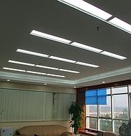 Светодиодная панель 36Вт 6500К, 1195x180x19мм прямоугольная, опал