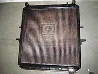 Радиатор вод. охлажд. МАЗ 64229 (4 рядн.) (пр-во г.Бузулук)
