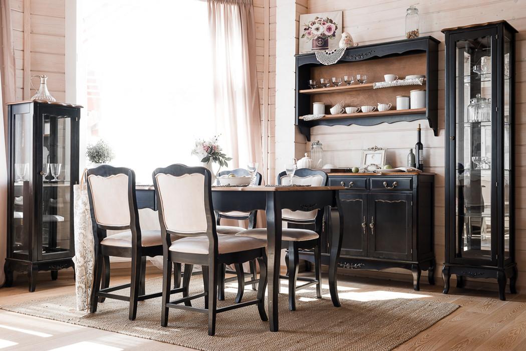 "Коллекция мебели из дерева ""Блек"""