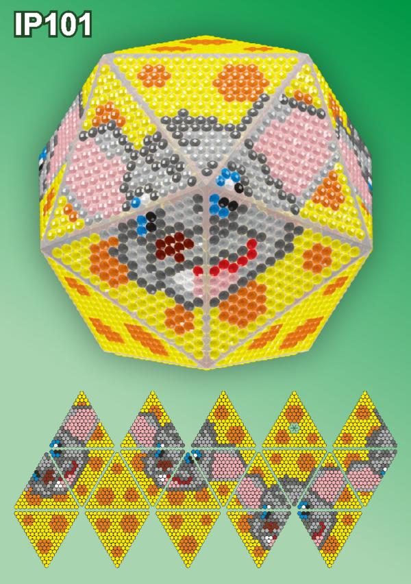 «Мышонок». Новогодний шар