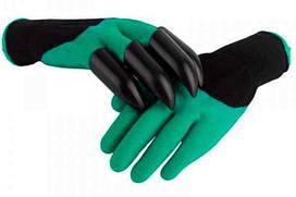 Граблі садові рукавички