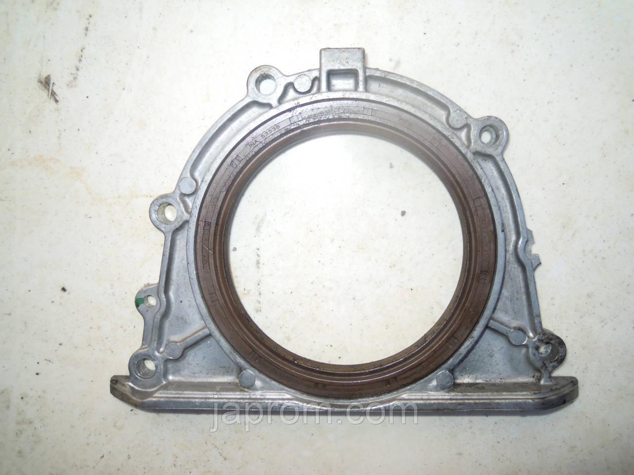 Крышка заднего сальника коленвала Nissan Almera N16  Primera P10 P11 P12 Sunny N14 1.5, 1.6, 1.8