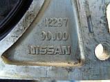 Крышка заднего сальника коленвала Nissan Almera N16  Primera P10 P11 P12 Sunny N14 1.5, 1.6, 1.8, фото 2