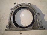 Крышка заднего сальника коленвала Nissan Almera N16  Primera P10 P11 P12 Sunny N14 1.5, 1.6, 1.8, фото 3