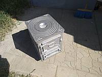 Буржуйка печка печь чугунная ссср советская камин булерьян піч чавунна