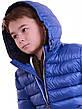Зимний пуховик на мальчика  Люксик, фото 2