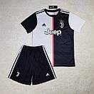 Футбольная форма Juventus Ювентус 19/20 домашняя, фото 2