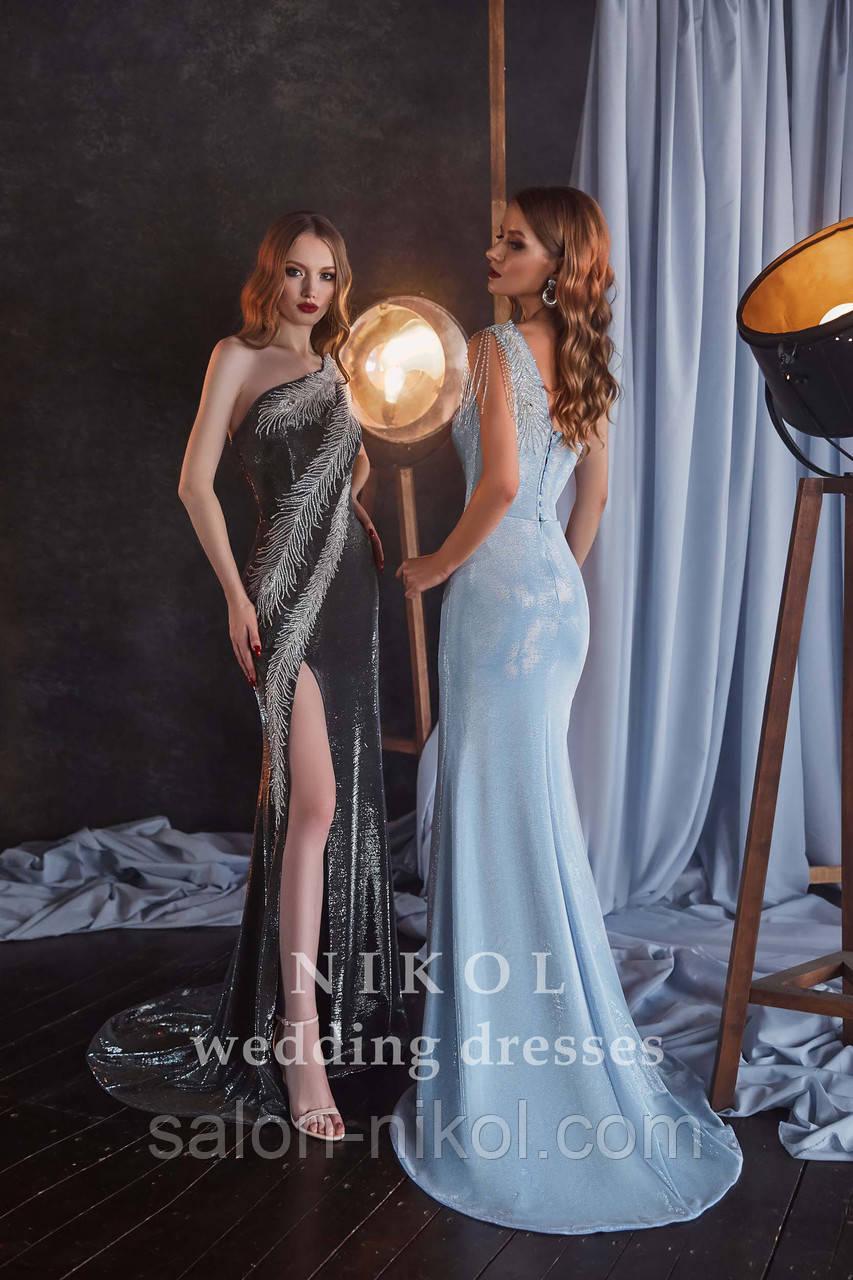 Вечернее, выпускное платье № V400