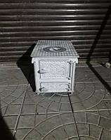 Печка чугунная печь буржуйка ссср советкая камин булерьян піч чавунна