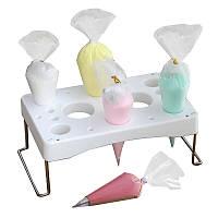 Столик - подставка для кондитерских мешков