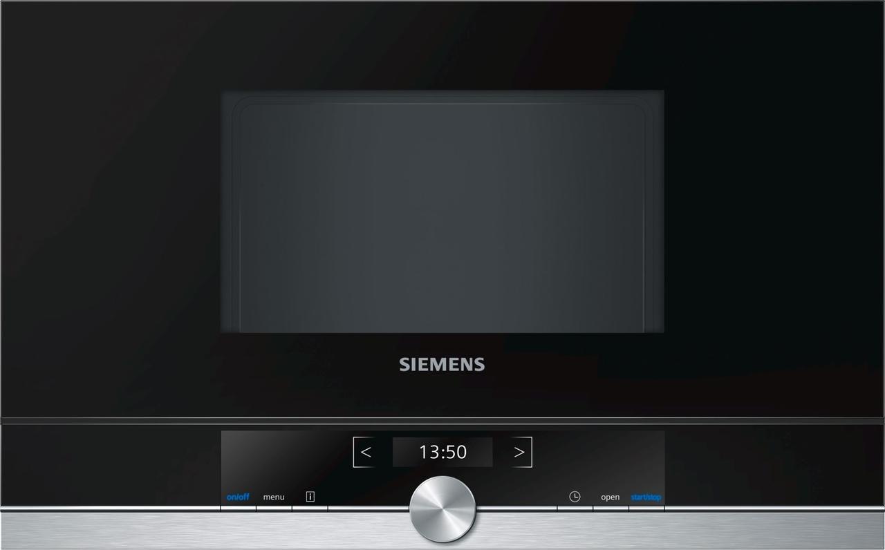 Встраиваемая микроволновая печь Siemens BF634RGS1 [900W]