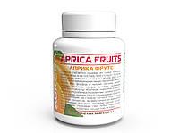 Априка Фрутс, Aur-ora, лиофилизированный порошок абрикоса и персика, 60 таблеток