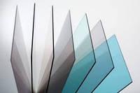 Монолитный поликарбонат 2 мм, прозрачный