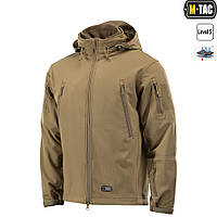 M-Tac куртка Soft Shell с подстежкой Tan (MTC-SJWL-TAN)