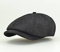 Восьмиклинка, мужская кепка на байке, хулиганка