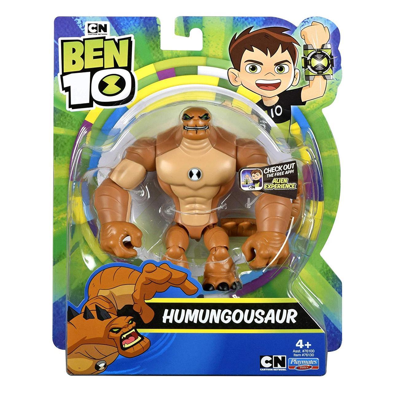 Фигурка Бен Тен 10 Гумангозавр Ben 10 Humungousaur оригинал из США
